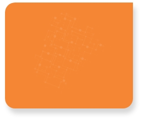 Xown Solutions Signup Orange Background